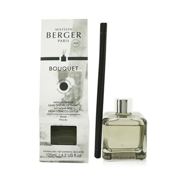 Functional Cube Scented Bouquet - Neutralize Tobacco Smells (Woody)  125ml/4.2oz