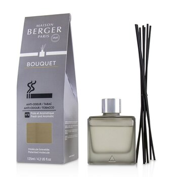 Functional Cube Scented Bouquet - Neturalize Tobacco Smells N°2 (Fresh and Aromatic)  125ml/4.2oz