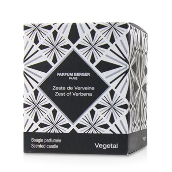 Graphic Candle - Zest Of Verbena  210g/7.4oz