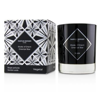 Graphic Candle - Oriental Star  210g/7.4oz