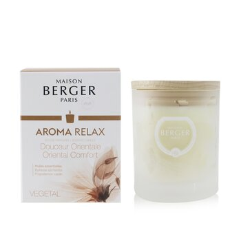 Scented Candle - Aroma Relax  180g/6.3oz