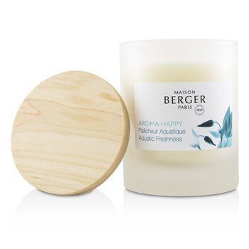 Scented Candle - Aroma Happy  180g/6.3oz