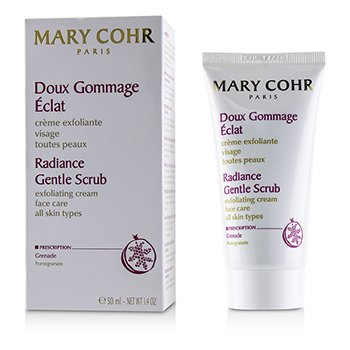 Radiance Gentle Scrub Exfoliating Cream - For All Skin Types  50ml/1.4oz