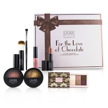 For The Love Of Chocolate A 7 Piece Collection Of Chocolate Beauty Delights  7pcs