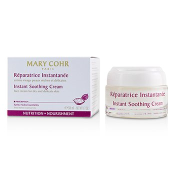 Instant Soothing Cream - Face Cream For Dry & Delicate Skin  50ml/1.7oz
