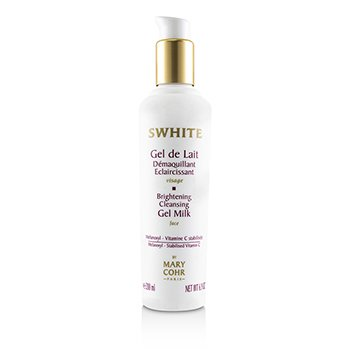 SWHITE Brightening Cleansing Gel Milk 200ml/6.9oz