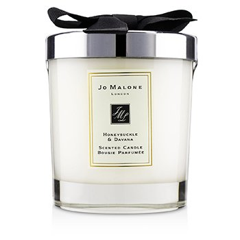 Honeysuckle & Davana Scented Candle  200g (2.5 inch)
