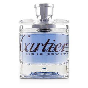 Eau De Cartier Vetiver Bleu Eau De Toilette Spray  50ml/1.6oz