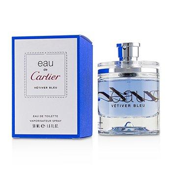 Eau De Cartier Vetiver Bleu Eau De Toilette Spray 50ml/1.6oz