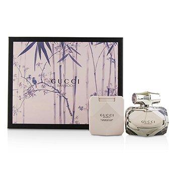 Gucci Bamboo Coffret Eau De Parfum Spray 50ml16oz Perfumed