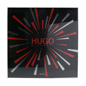 Hugo Coffret: Eau De Toilette Spray 200ml/6.7oz + Deodorant  Stick 75ml/2.4oz  2pcs