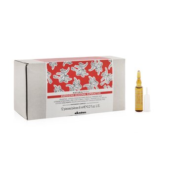 防脫能量精華液Natural Tech Energizing Seasonal Superactive Seasonal Lotion(適合頭皮脆弱、稀疏的頭髮)  12x6ml/0.2oz