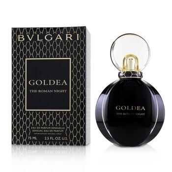 Goldea The Roman Night Eau De Parfum Spray  75ml/2.5oz