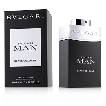 Man Black Cologne Eau De Toilette Spray 100ml/3.4oz