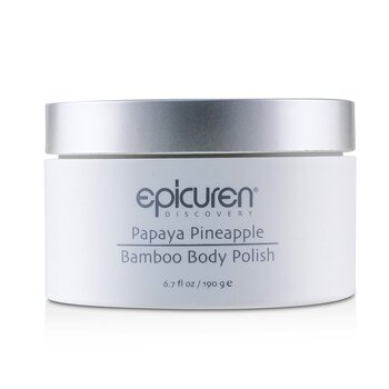 Papaya Pineapple Bamboo Body Polish  190g/6.7oz
