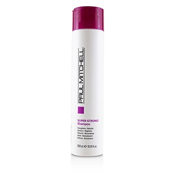 Super Strong Shampoo (Strengthens - Rebuilds)  300ml/10.14oz