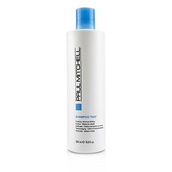 Shampoo Two (Clarifying - Removes Buildup)  500ml/16.9oz