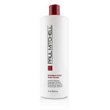 Flexible Style Super Sculpt (Fast Drying - Styling Glaze) 1000ml/33.8oz