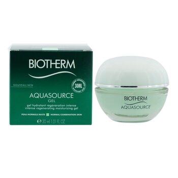 Aquasource Gel Intense Regenerating Moisturizing Gel - For Normal/ Combination Skin  30ml/1.01oz