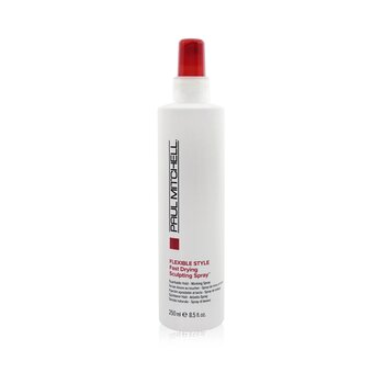 Flexible Style Fast Drying Sculpting Spray (Touchable Hold - Working Spray)  250ml/8.5oz