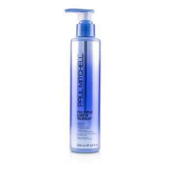Full Circle Leave-In Treatment (Hydrates Curls - Controls Frizz)  200ml/6.8oz