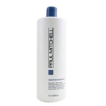 Awapuhi Shampoo (Original Wash - Balances Moisture)  1000ml/33.8oz