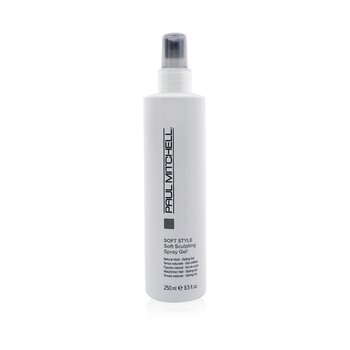 Soft Style Soft Sculpting Spray Gel (Natural Hold - Styling Gel)  250ml/8.5oz
