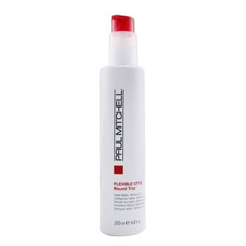 Flexible Style Round Trip (Faster Styling - Defines Curls)  200ml/6.8oz