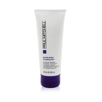 Extra-Body Sculpting Gel (Thickening Gel - Builds Body)  200ml/6.8oz
