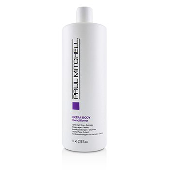 Extra-Body Conditioner (Lightweight Rinse - Detangles)  1000ml/33.8oz
