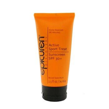 Active Sport Treat Sunscreen SPF 30  74ml/2.5oz