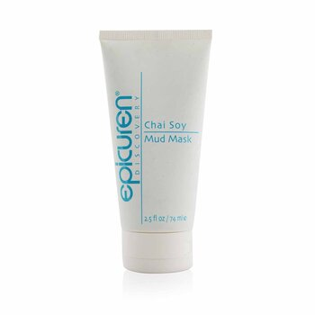 Chai Soy Mud Mask - For Oily Skin Types  74ml/2.5oz