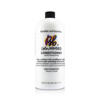 Bb. Color Minded Conditioner (Salon Product)  1000ml/33.8oz