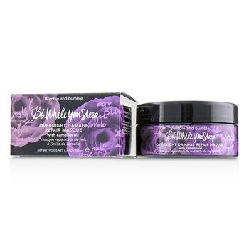 Bb. While You Sleep Overnight Damage Repair Masque  190ml/6.4oz