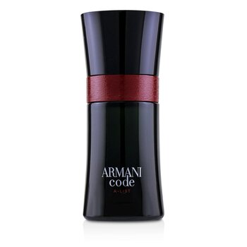 Armani Code A-List Eau De Toilette Spray  50ml/1.7oz