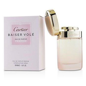 Cartier Baiser Vole Eau De Parfum Fraiche Spray 50ml16oz F