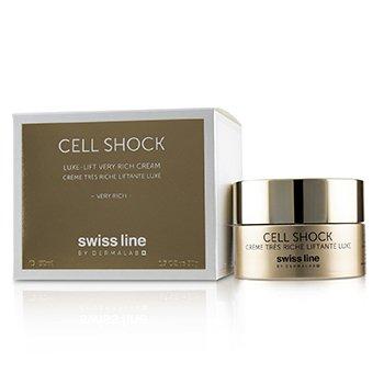 奇肌賦活lll號霜Cell Shock Luxe Lift Very Rich Cream  50ml/1.7oz