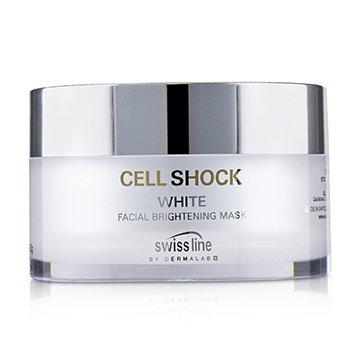 ماسك مفتح للوجه Cell Shock White 50ml/1.7oz