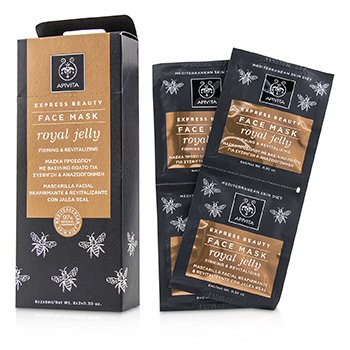 Express Beauty Face Mask with Royal Jelly (Firming & Revitalizing)  6x(2x8ml)