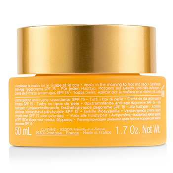 Extra-Firming Jour Wrinkle Control, Firming Day Cream SPF 15 - All Skin Types (Unboxed)  50ml/1.7oz
