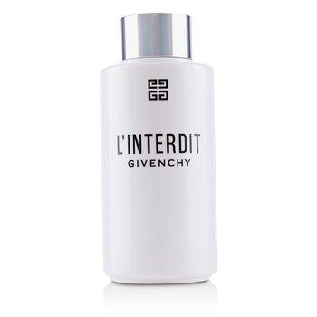 Olejek pod prysznic i do kąpieli L'Interdit Bath & Shower Oil  200ml/6.7oz