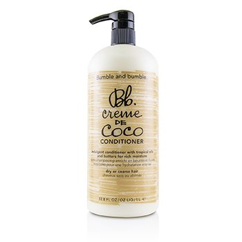 Bb. Creme De Coco Conditioner (Dry or Coarse Hair)  1000ml/33.8oz