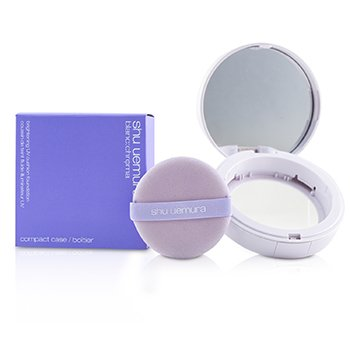 Blanc:Chrome Brightening UV Cushion Foundation Compact Case -