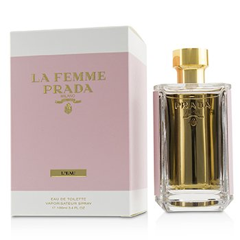 La Femme L'Eau Eau De Toilette Spray  100ml/3.4oz