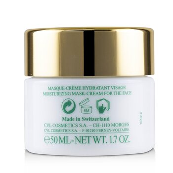 Moisturizing With A Mask  50ml/1.7oz