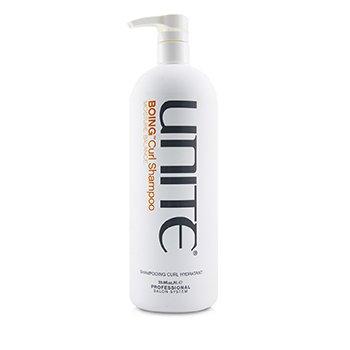 BOING Curl Shampoo (Moisture Balance)  1000ml/33.8oz