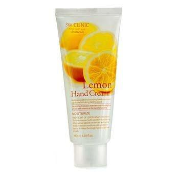 Hand Cream - Lemon (Unboxed)  100ml/3.38oz