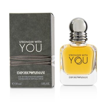 Emporio Armani Stronger With You Eau De Toilette Spray  30ml/1oz