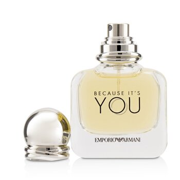 Woda perfumowana Emporio Armani Because It's You Eau De Parfum Spray  30ml/1oz