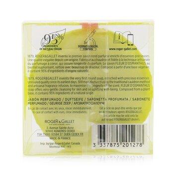 Fleur d' Osmanthus Perfumed Soap  100g/3.5oz